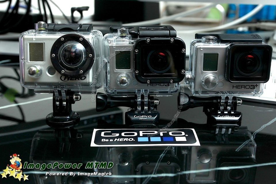GoPro HERO3&#43 Black Editon